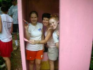 Jamaican Outhouse